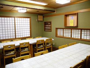 大阪屋旅館 お食事処