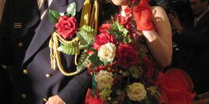 結婚式 バラブーケ
