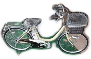 電動アシスト自転車 ヤマハ パス