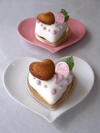 チロル新作ケーキ「こっこ」