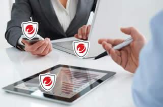 ウイルスバスタービジネスセキュリティサービスイメージ
