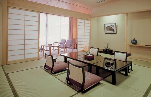 松風館客室