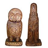 福の神・仏像彫刻