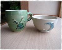マグカップ お茶碗